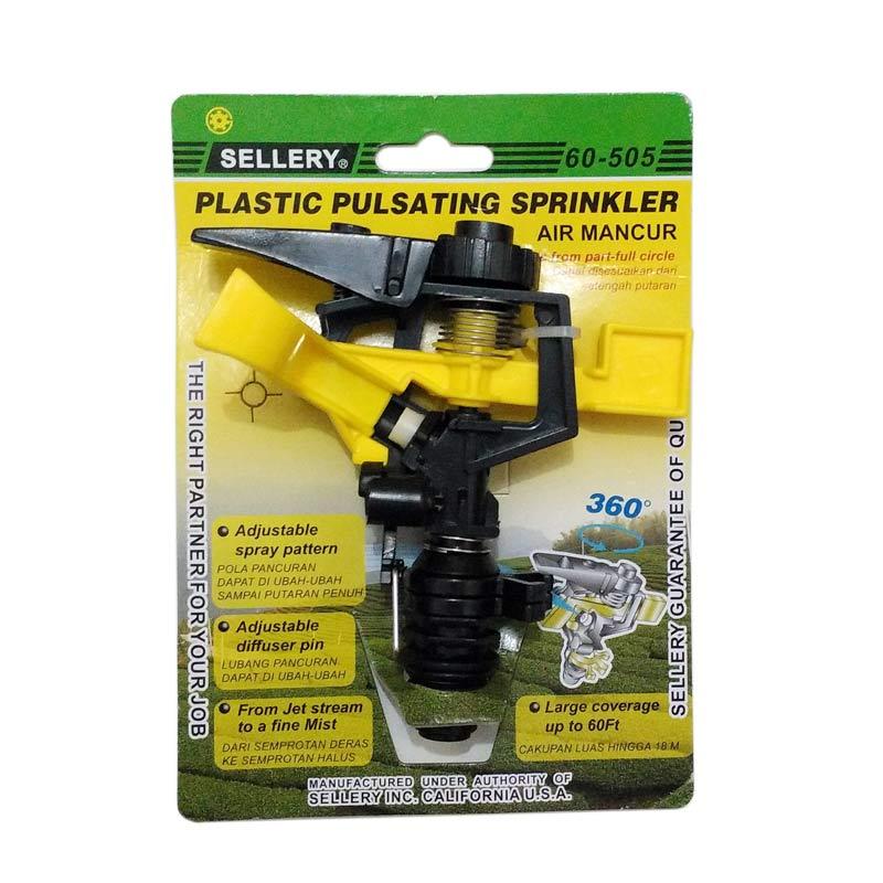Sellery 60-505 Plastic Pulsating Sprinkler