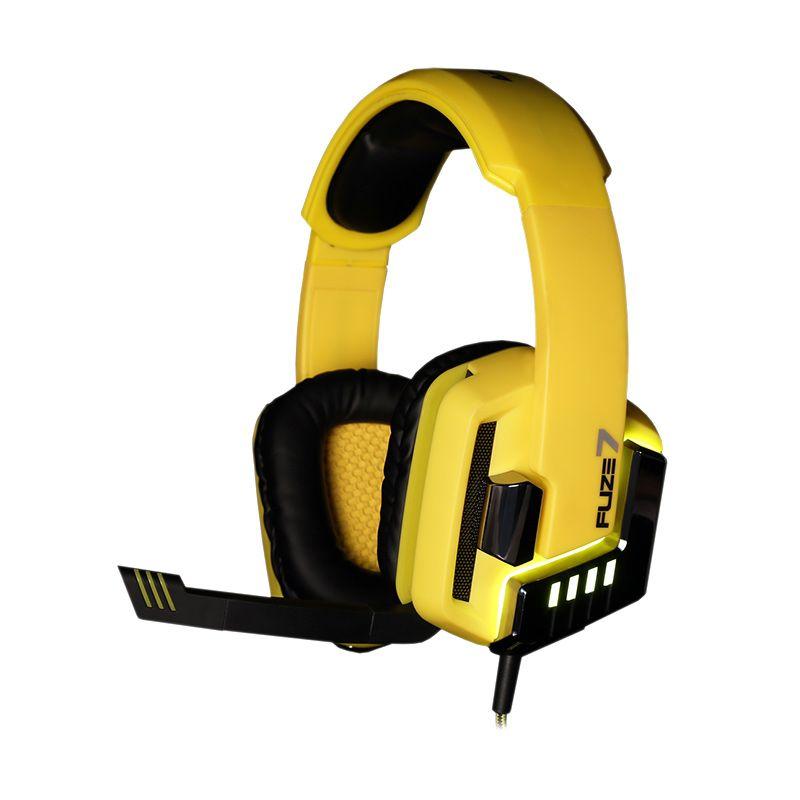 Armaggeddon Headset Fuze 7 [mic] Yellow