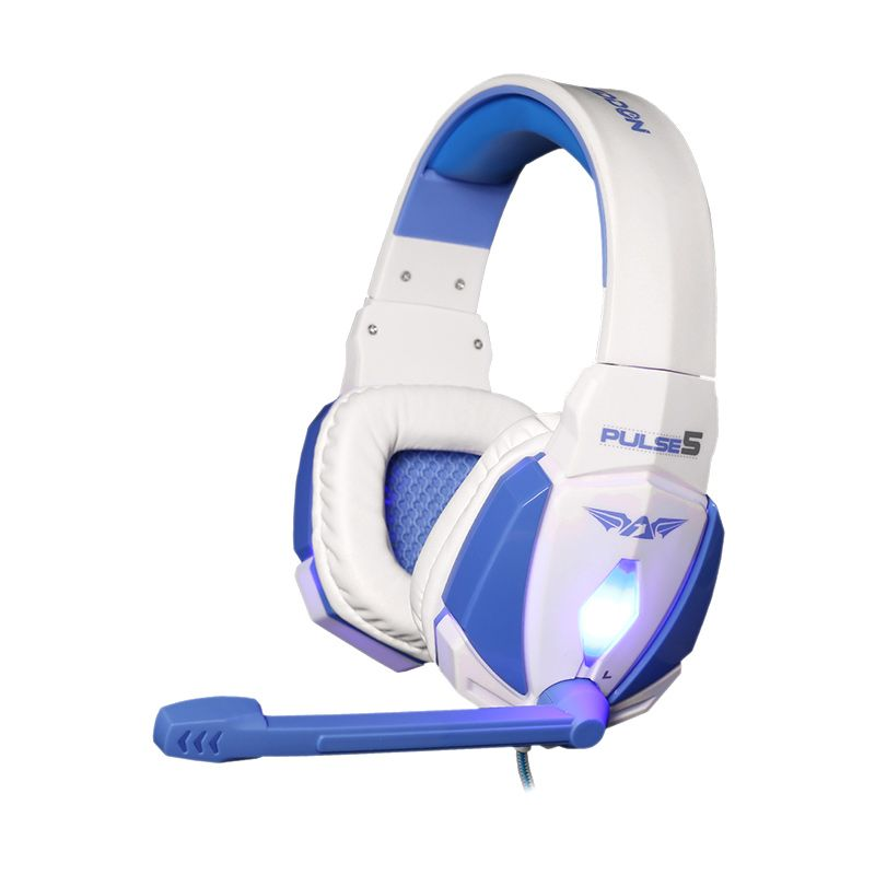 Armaggeddon Headset Pulse 5 [mic] White Blue