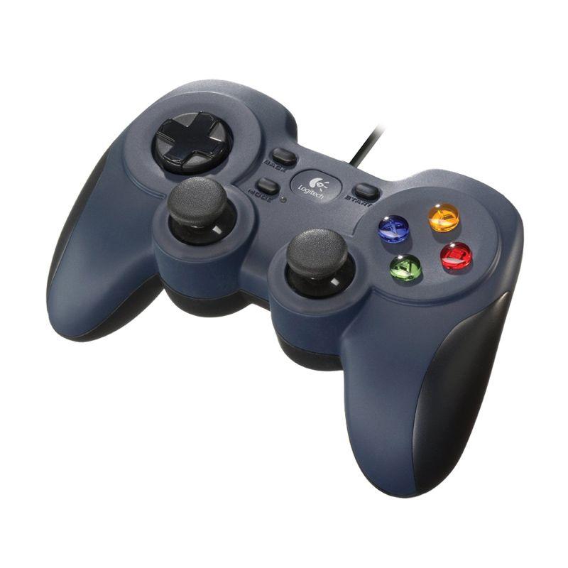 Logitech F310 940-000112 Black Gamepad