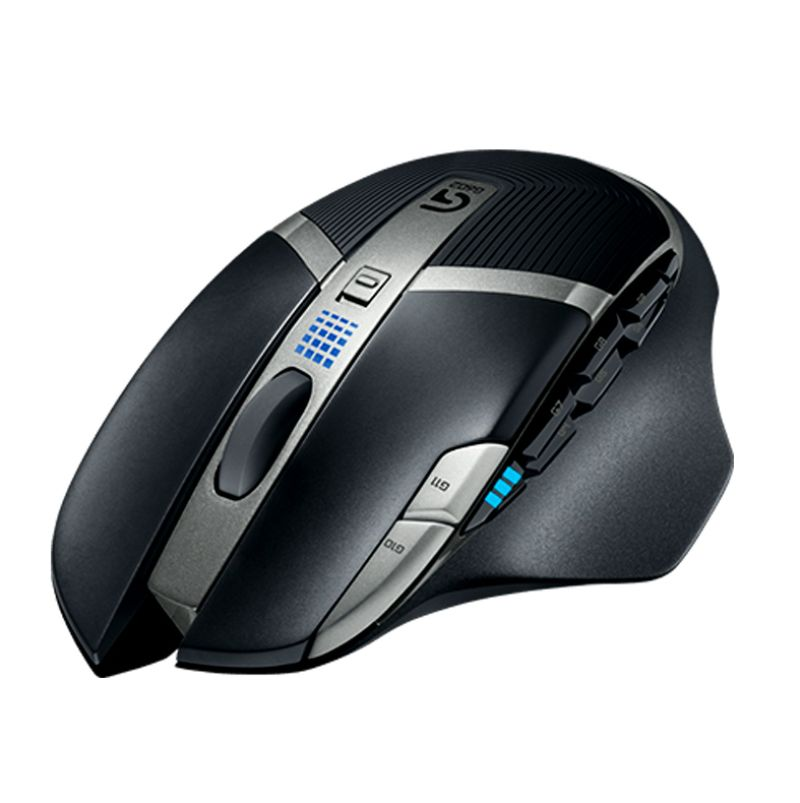 Logitech G602 Hitam Wireless Gaming Mouse