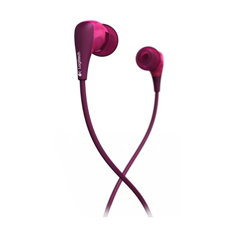 Logitech Noise Isolating UE 200vi 985-000164 Purple Headset