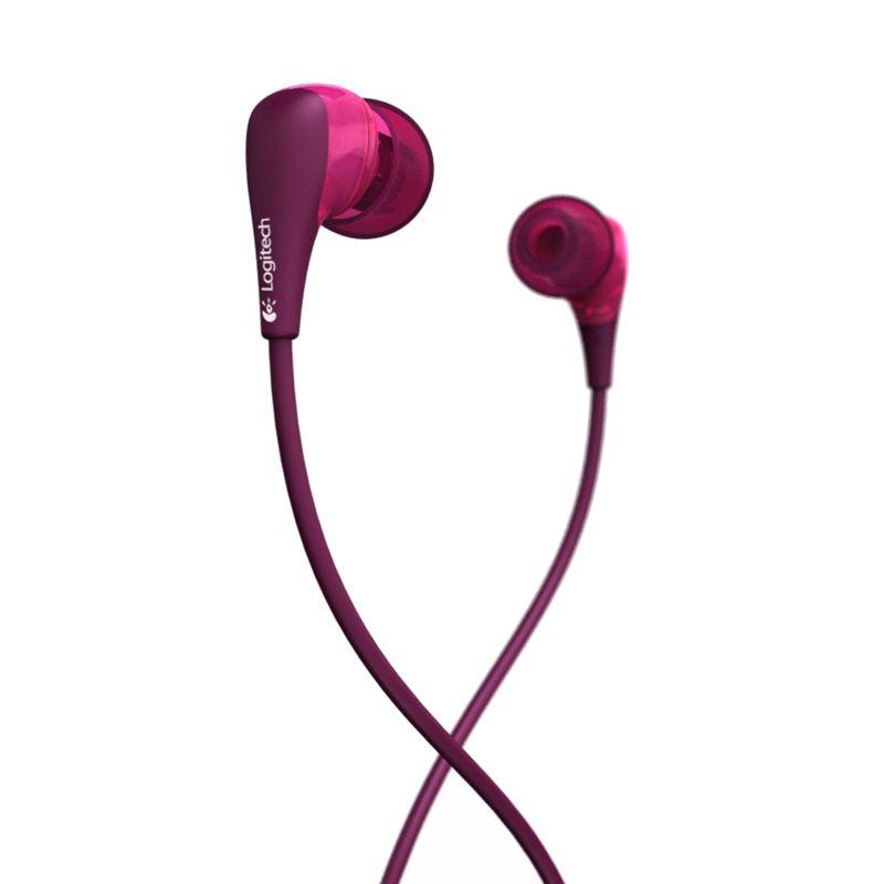 Logitech Noise Isolating UE 200vm 985-000372 Purple Headset