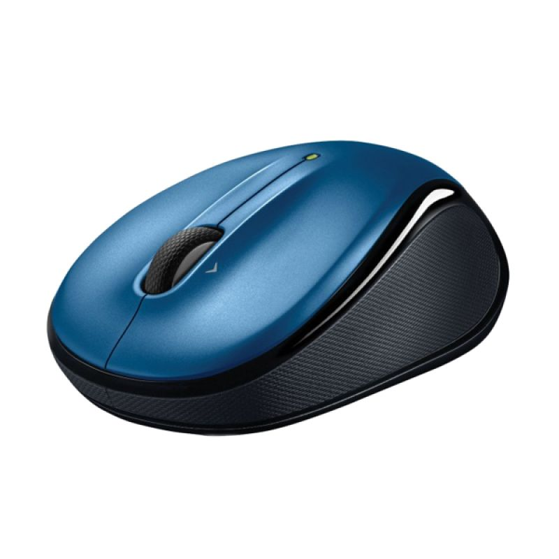 Logitech M325 910-002387 Peacock Blue Wireless Mouse
