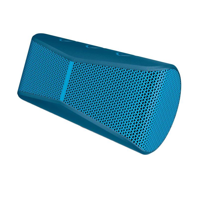 Logitech X 300 984-000427 Blue Wireless Speaker