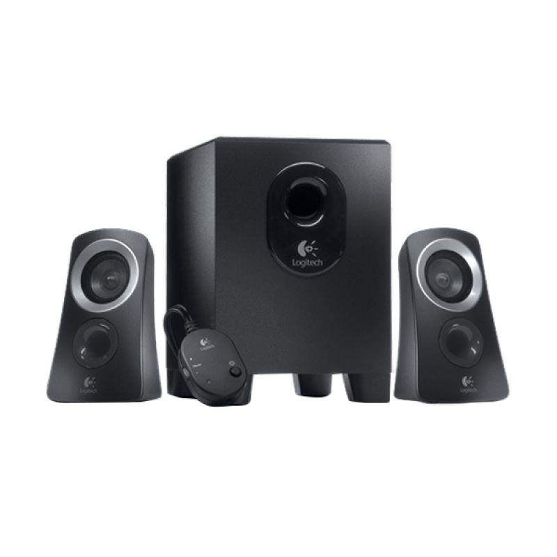 Logitech Z313 2.1 Black Speaker