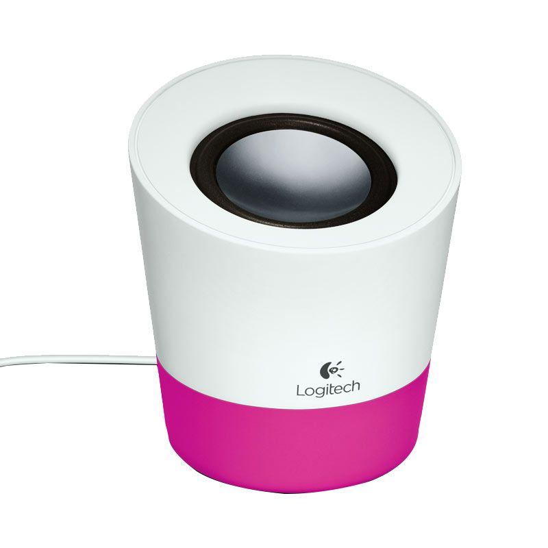 Logitech Z50 Magenta Speaker