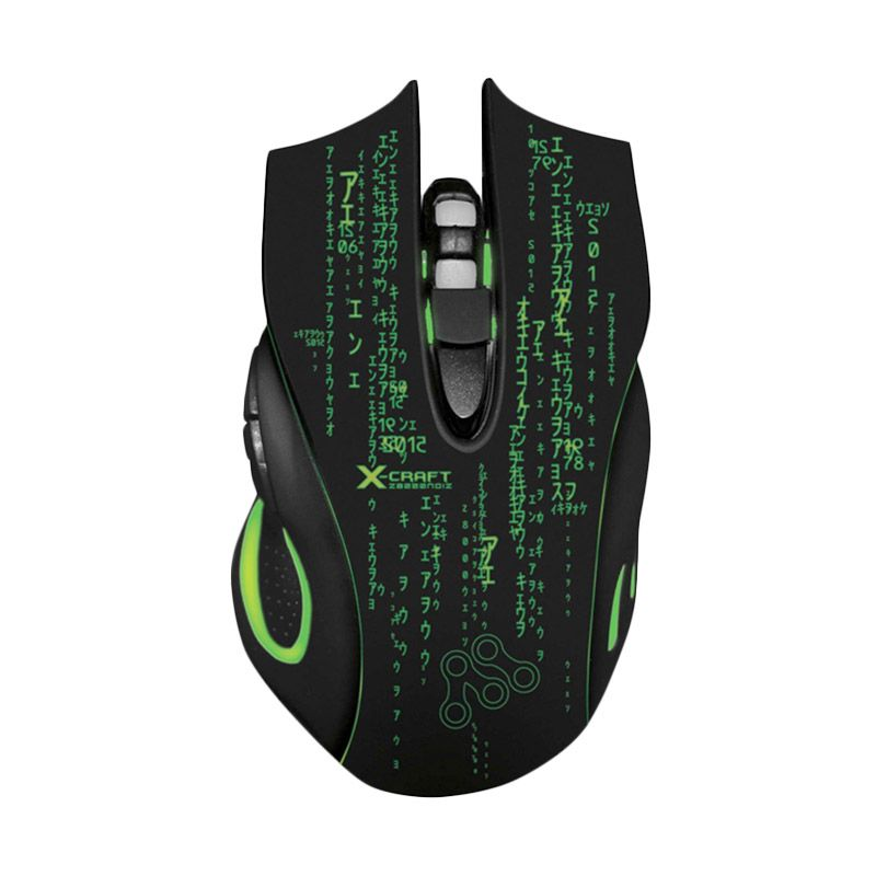 Alcatroz X-Craft Noiz Z8000 Gaming Mouse