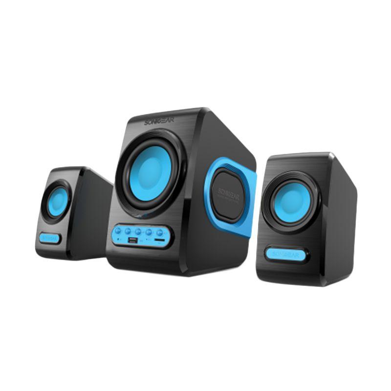 Sonicgear 2.1 Quatro V Blue Turquila Speaker