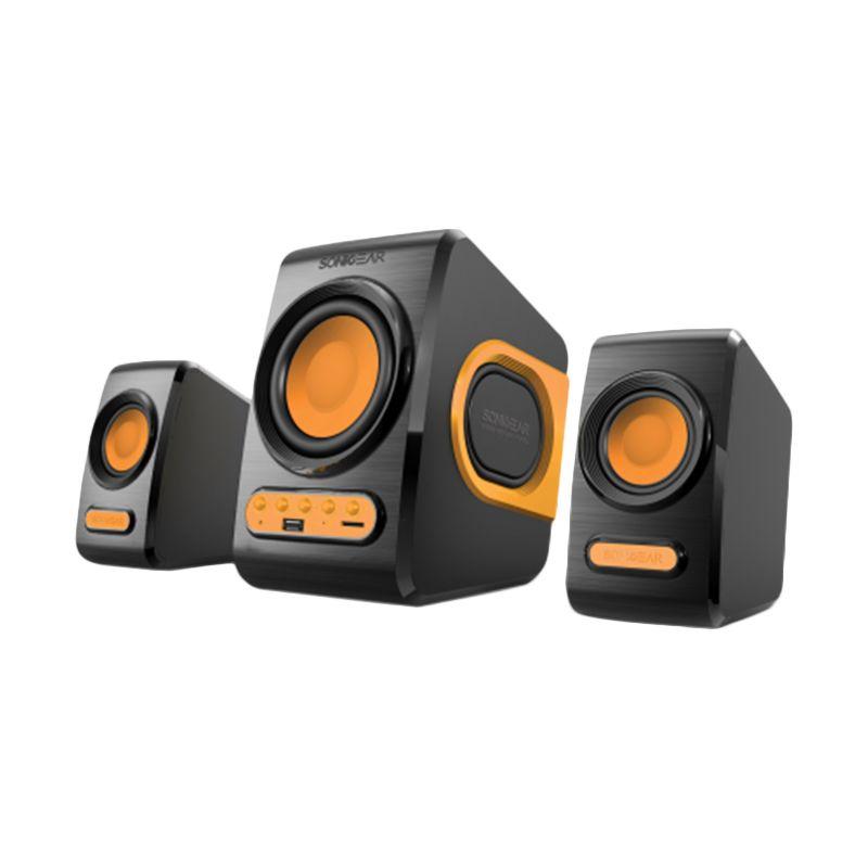 Sonicgear 2.1 Quatro V Sunny Orange Speaker