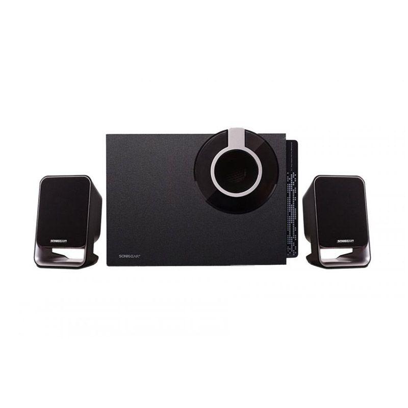 Sonicgear Morro 3 BTMI Gun Metal Speaker 2.1