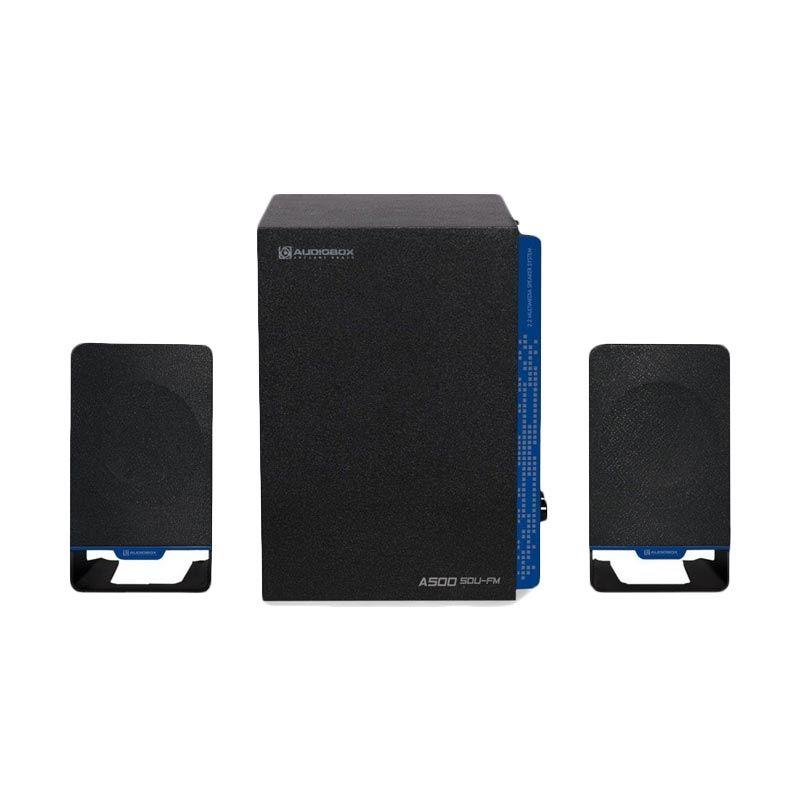 Sonicgear Speaker 2.1 AudioBox A500-SDU [USB] Biru