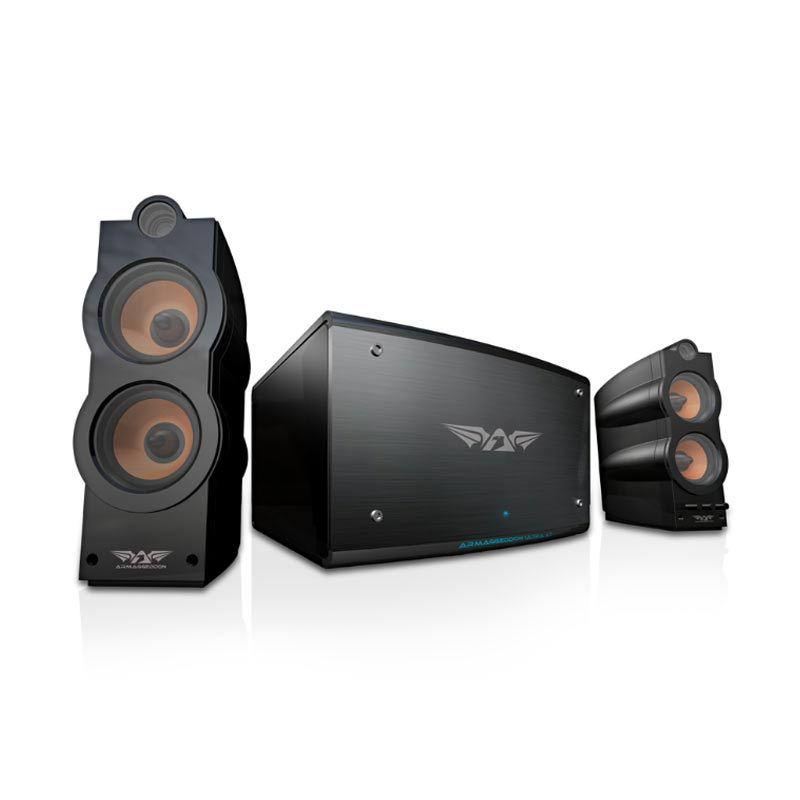 Sonicgear Speaker 2.1 Armaggeddon Ultra A7