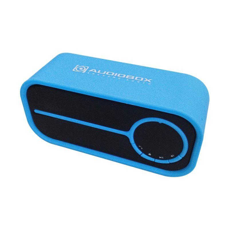 Sonicgear Speaker Bluetooth AudioBox P2000 [USB] Biru