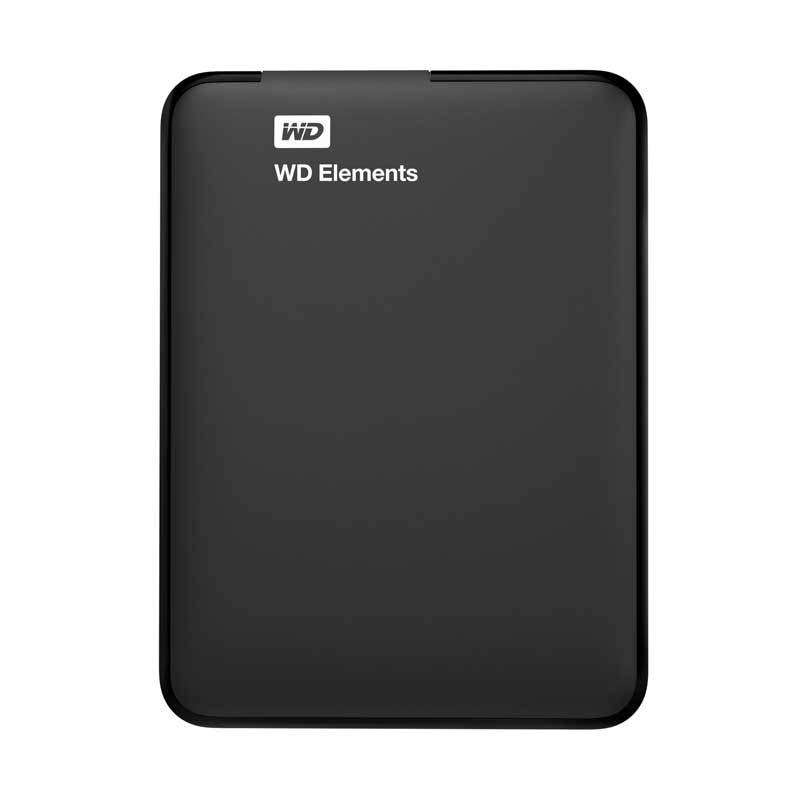 WD Hard Disk Elements 2.5 inch USB 3.0 1TB