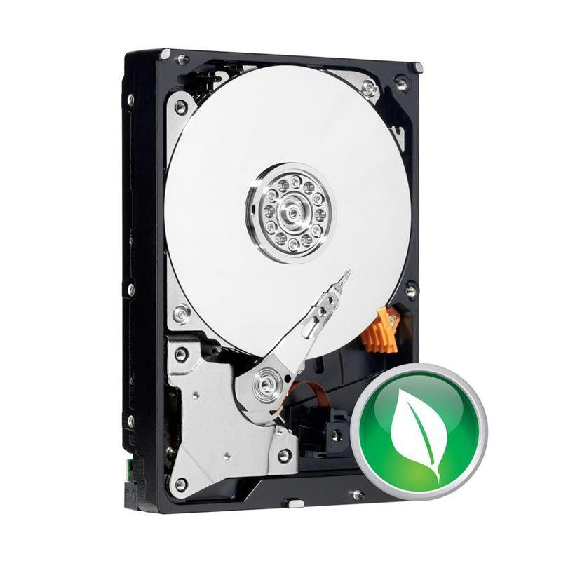 WD Hardisk Internal 3.5 inch Green 2TB [WD20EZRX]