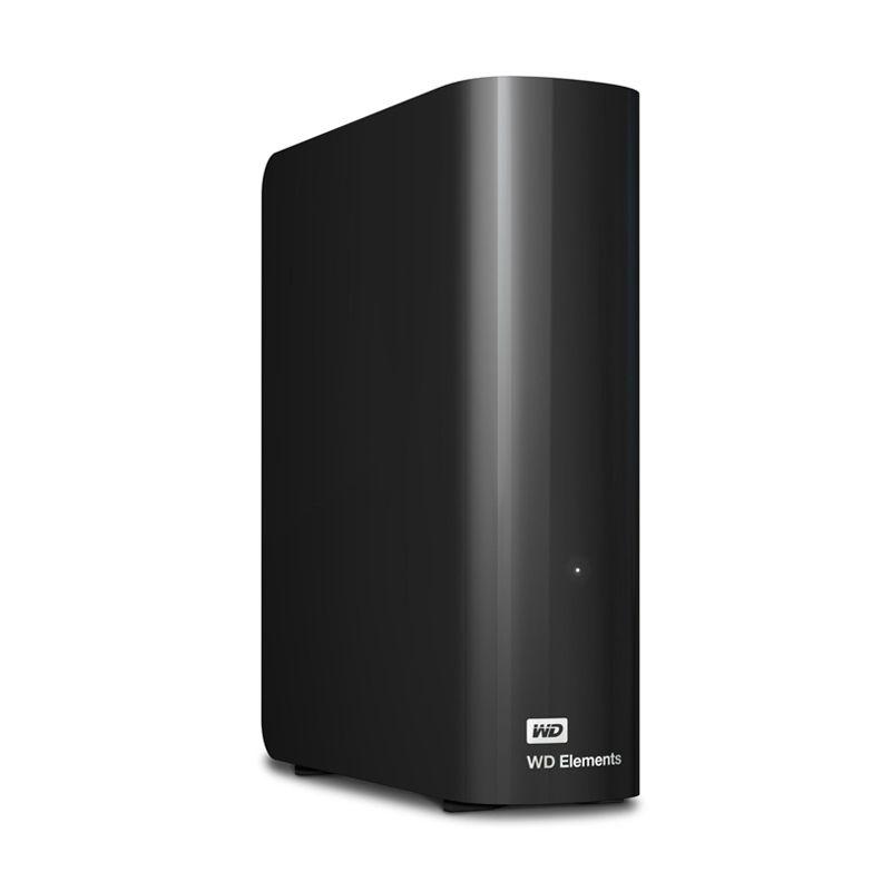 WD NAS Desktop Elements 2TB [WDBWLG0020HBK]