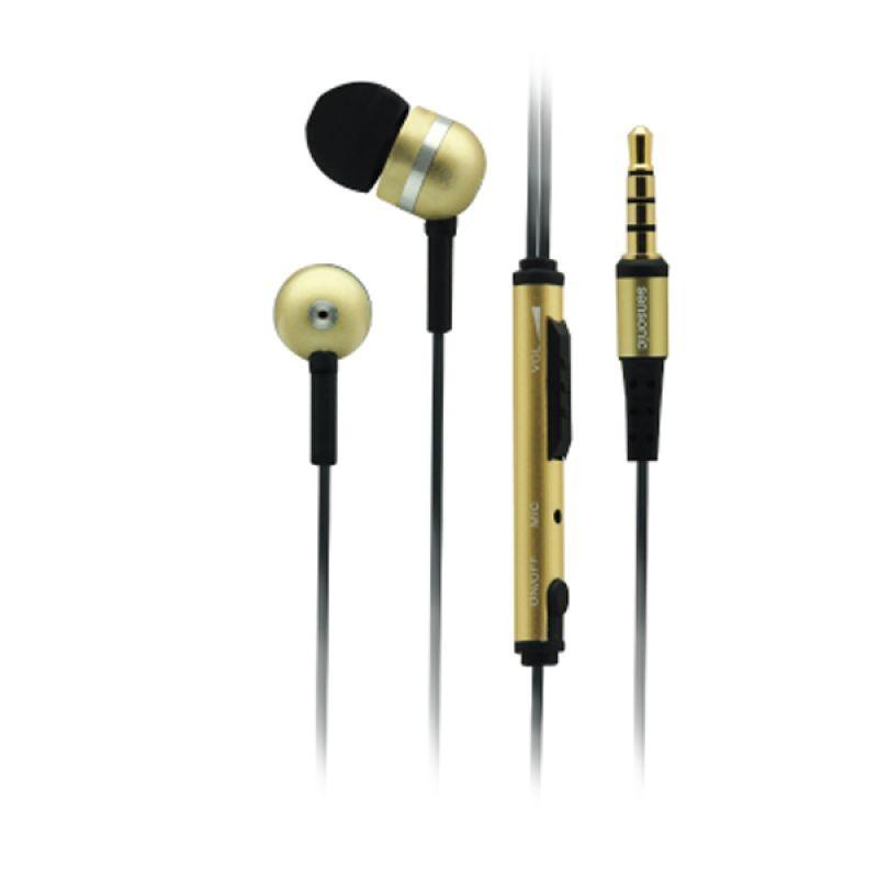 Sensonic Earphone EVI 600 Gold