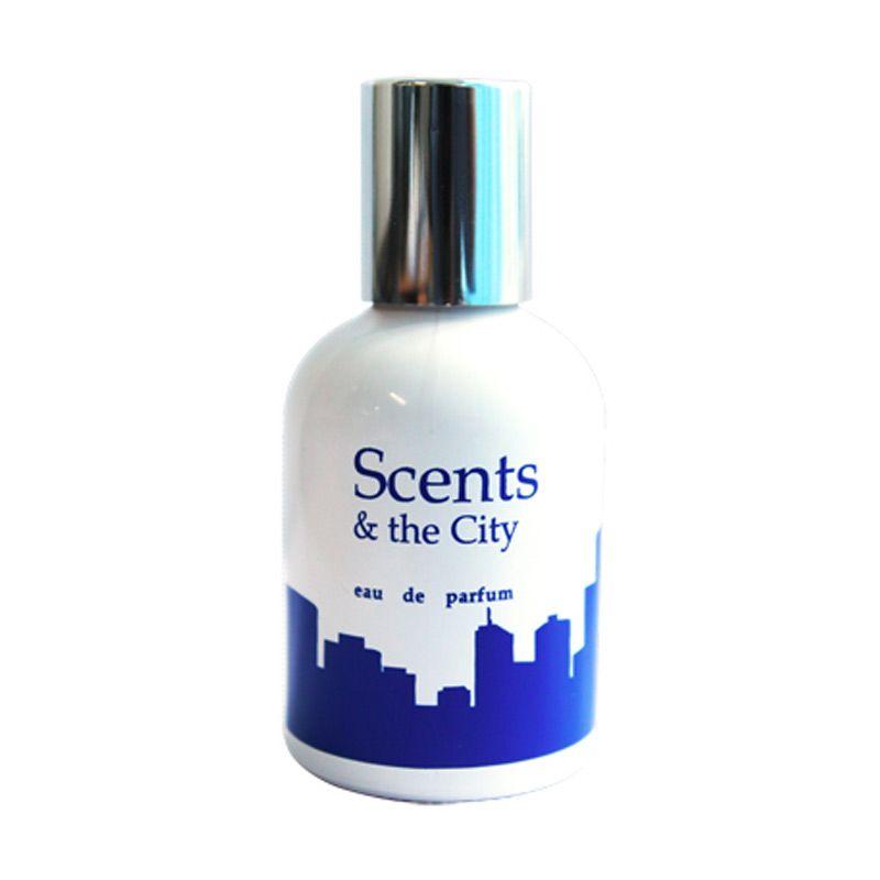 Senswell Scent & The City Blue Eau De Parfume 50 ml