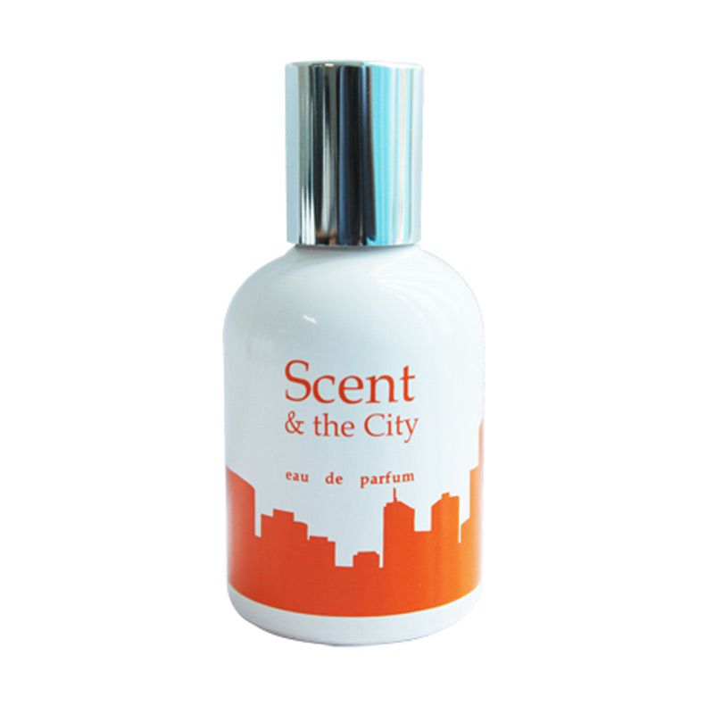 Senswell Scent & The City Orange Eau De Parfume 50 ml