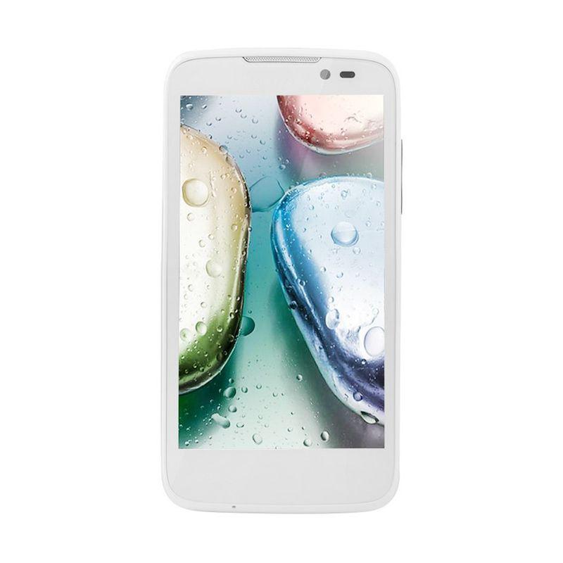 Lenovo A516 Dual Sim GMT Putih Smartphone