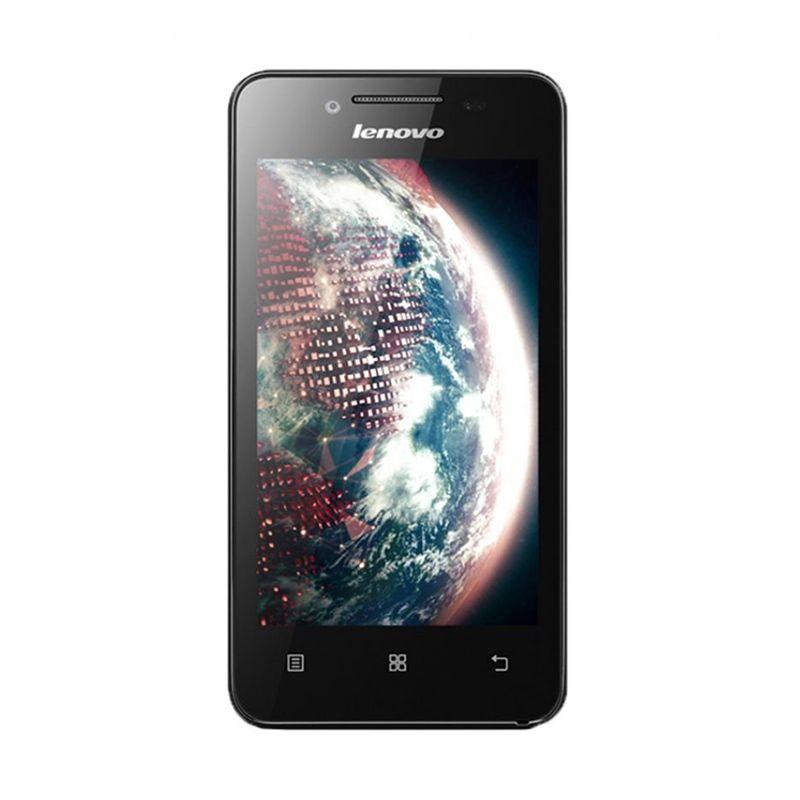 Lenovo RocStar A319 Dual Sim Hitam Smartphone