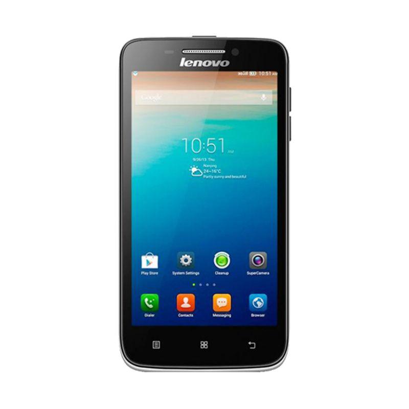 Lenovo S650 Abu-Abu Smartphone [8 GB]