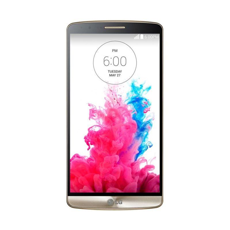 LG G3 Shine Gold Smartphone