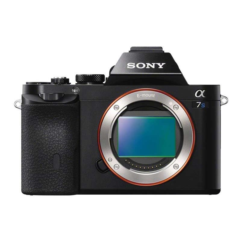 Sony Alpha 7S Body Only Hitam Kamera