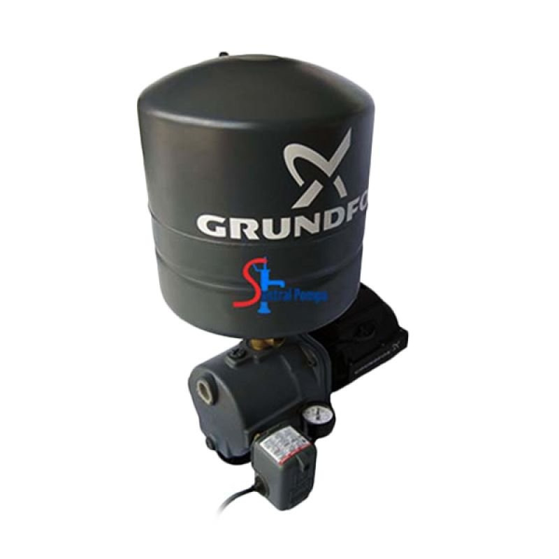 Grundfos JP basic 3 Pompa Air [Jet Pump/250 Watt]