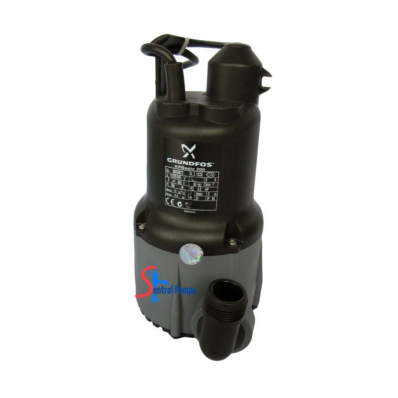 Grundfos KP Basic 200 Pompa Celup