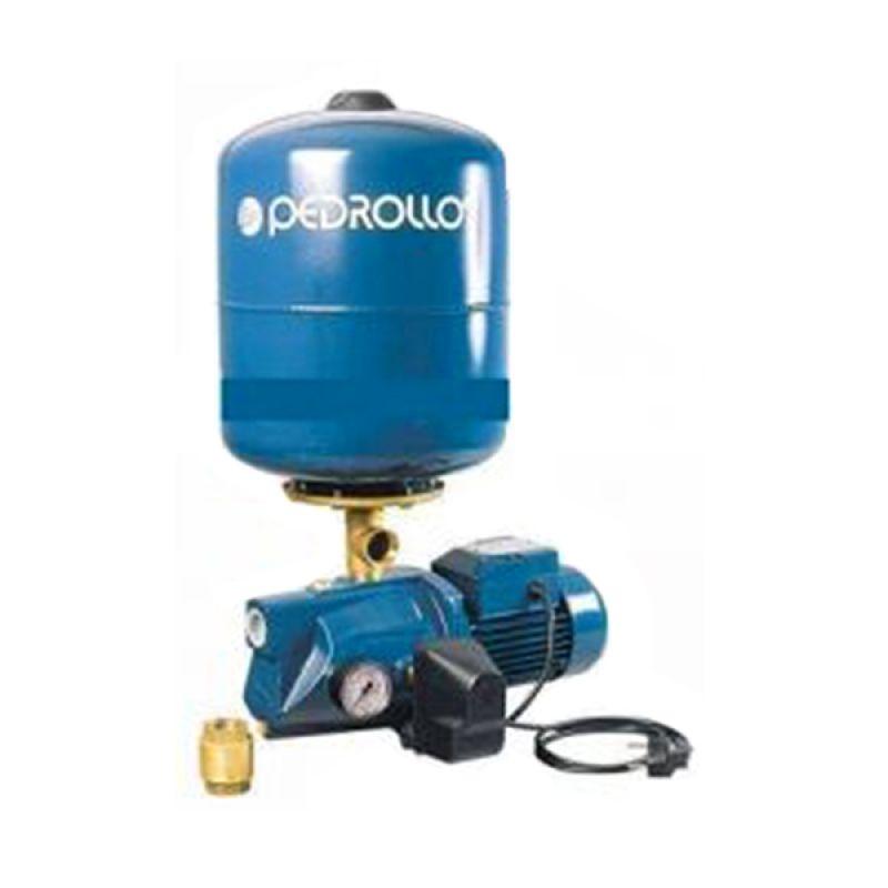 Pedrollo Semijet JSWm1DX Pompa Air [100 Watt /Auto]
