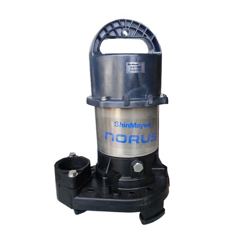 Shinmaywa Pompa Celup Landscape CRS401S 0.15 kW Pompa air [150 Watt]