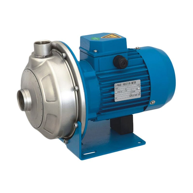 Tsurumi Horizontal Stainless Steel Single Stage Centrifugal Pump TSM 60-0.55 Pompa Air
