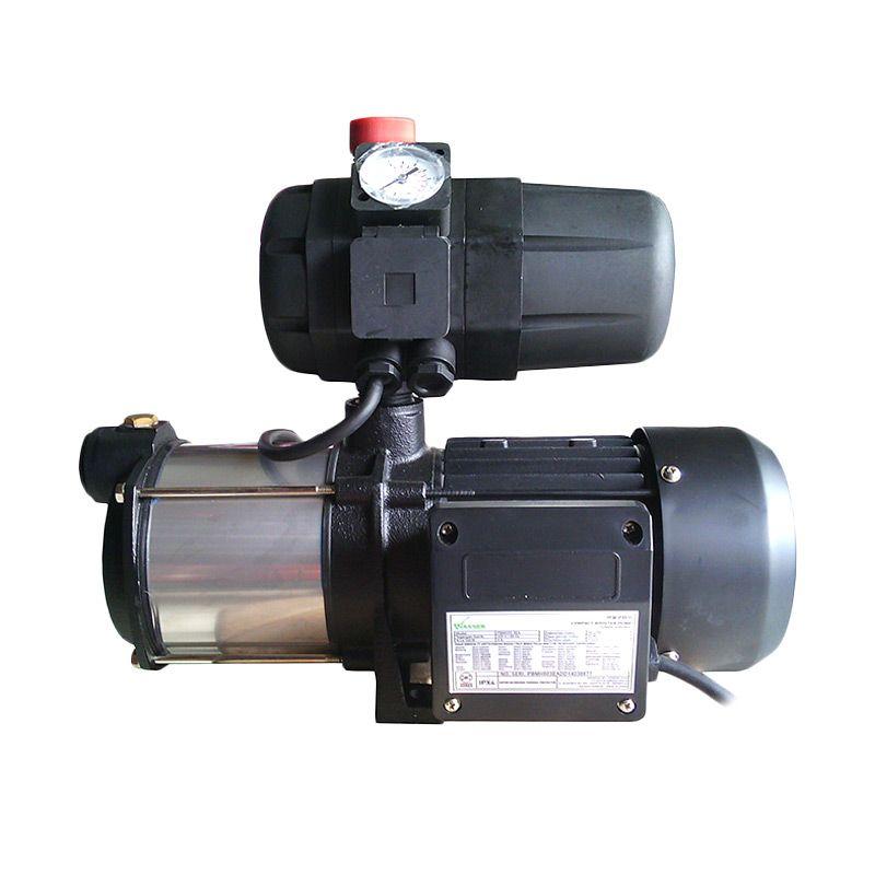 Wasser Multistage Sentrifugal Booster Pump PBMH90-3EA Pompa Air [900 Watt]
