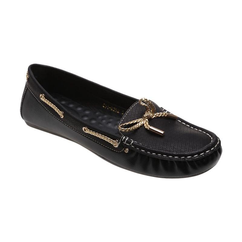 Bata Ladies Angeline 551-9262 Black Sepatu Wanita