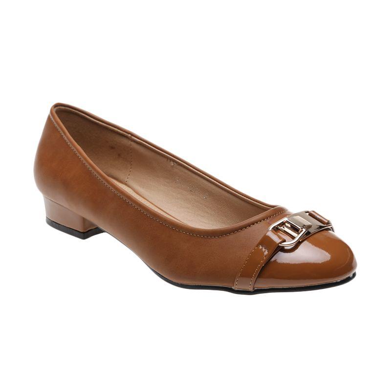 Bata Ladies Urbain 551-4275 Brown Sepatu Wanita