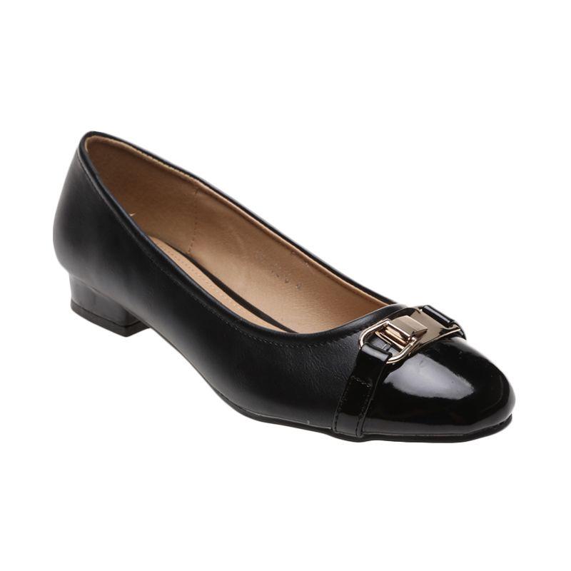 Bata Ladies Urbain 551-6275 Black Sepatu Wanita