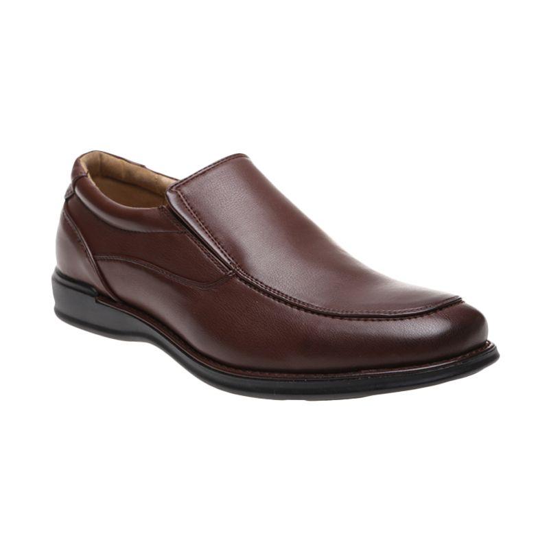 Bata Colm 851-4481 Brown Sepatu Pria