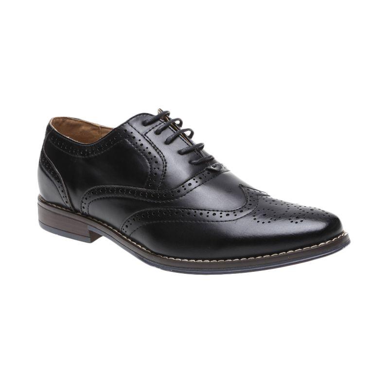 Bata Formal Black Sepatu Pria