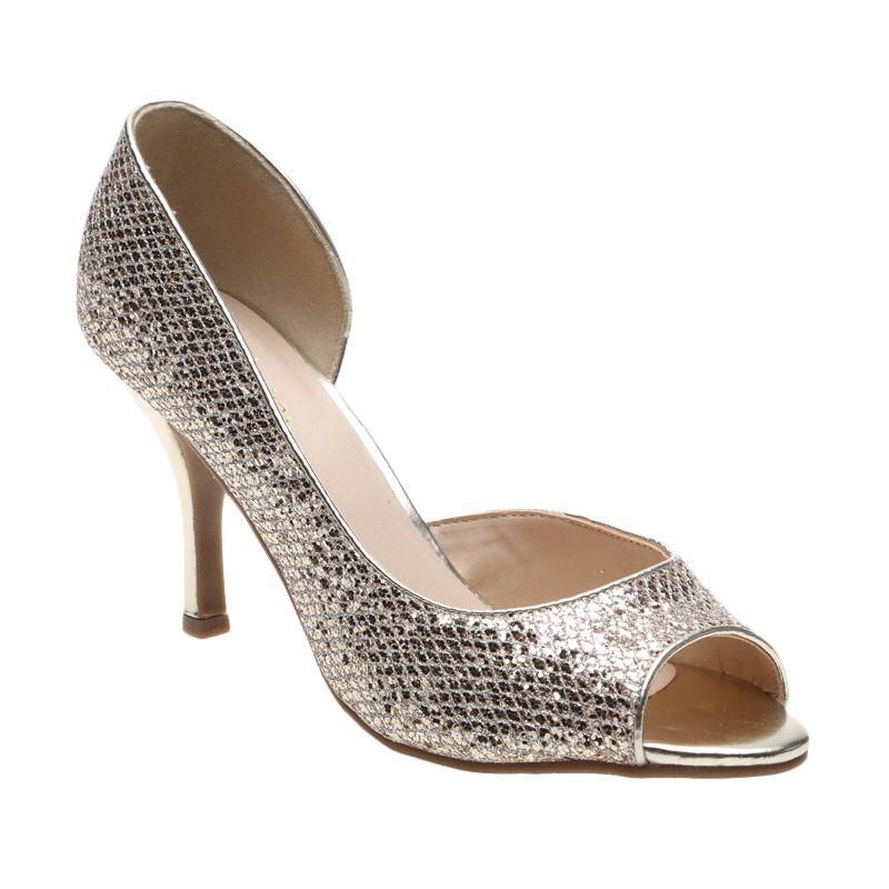 Marie Claire Edase 651-3976 Beige Sepatu Wanita