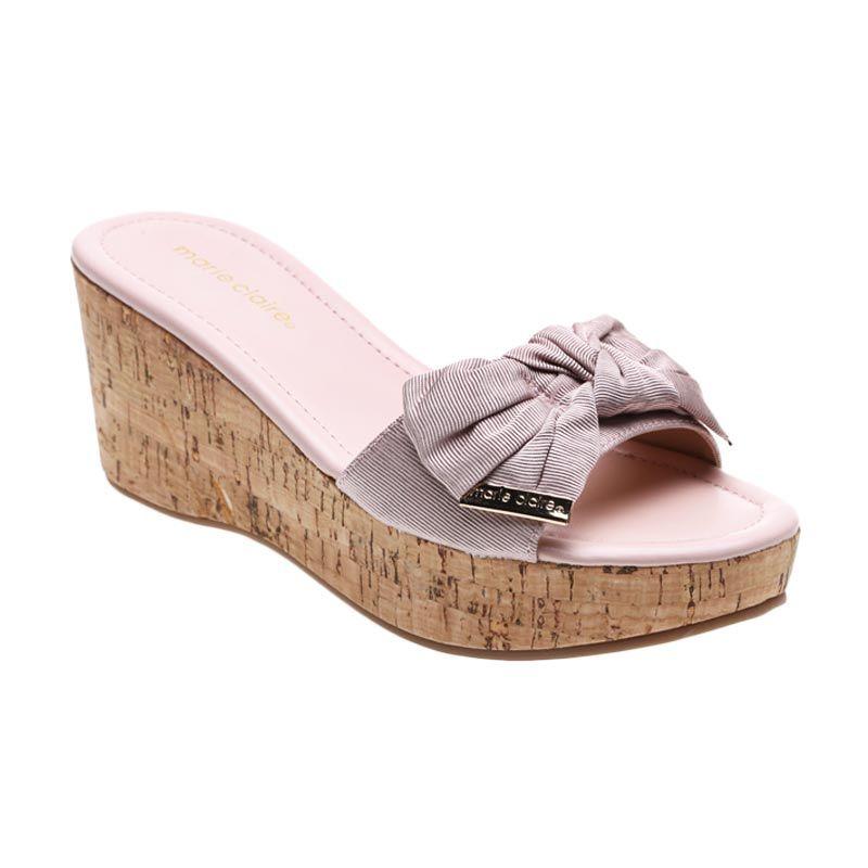 Marie Claire Halen 691-3772 Beige Sandal Wanita