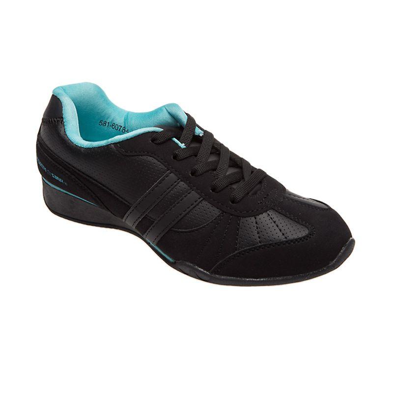 North Star Kelly Black Sepatu Casual