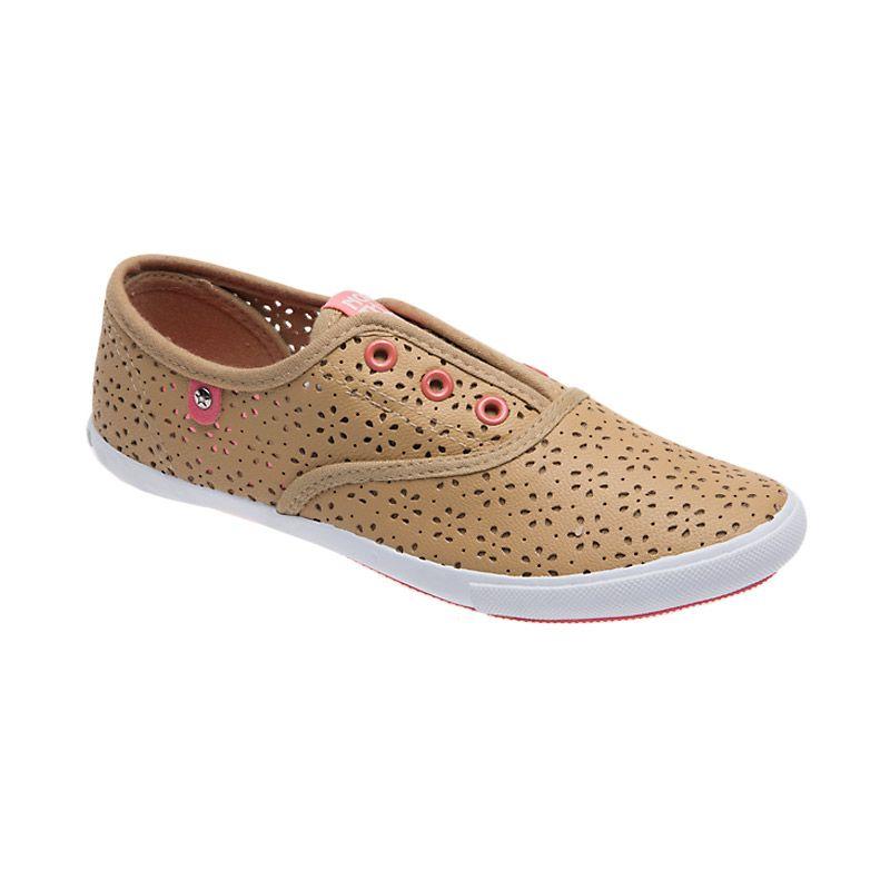 North Star Slimmer Caramel Sepatu Casual