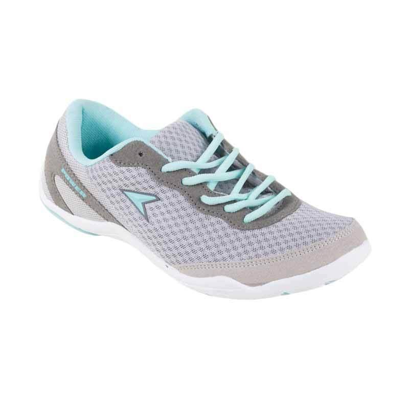 Power Aqua A115 Grey Blue Sepatu Casual
