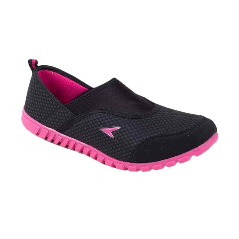 Power Attract C115 Black Fuschia Sepatu Casual