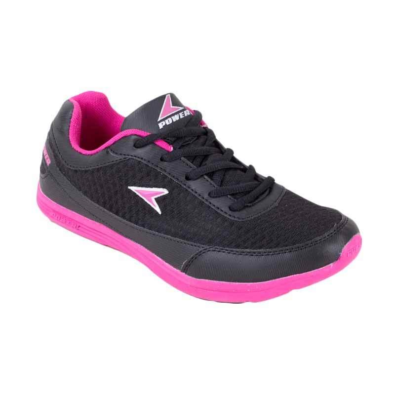 Power Edge G115 Black Fuschia Sepatu Casual