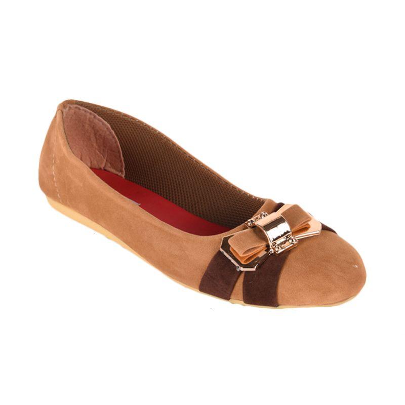 Sepatu Kultur Marisole BLI-012 Brown Sepatu Wanita