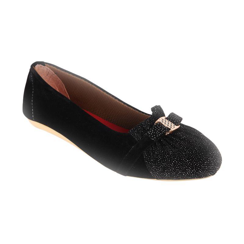 Sepatu Kultur Michele BLI-007 Black Sepatu Wanita