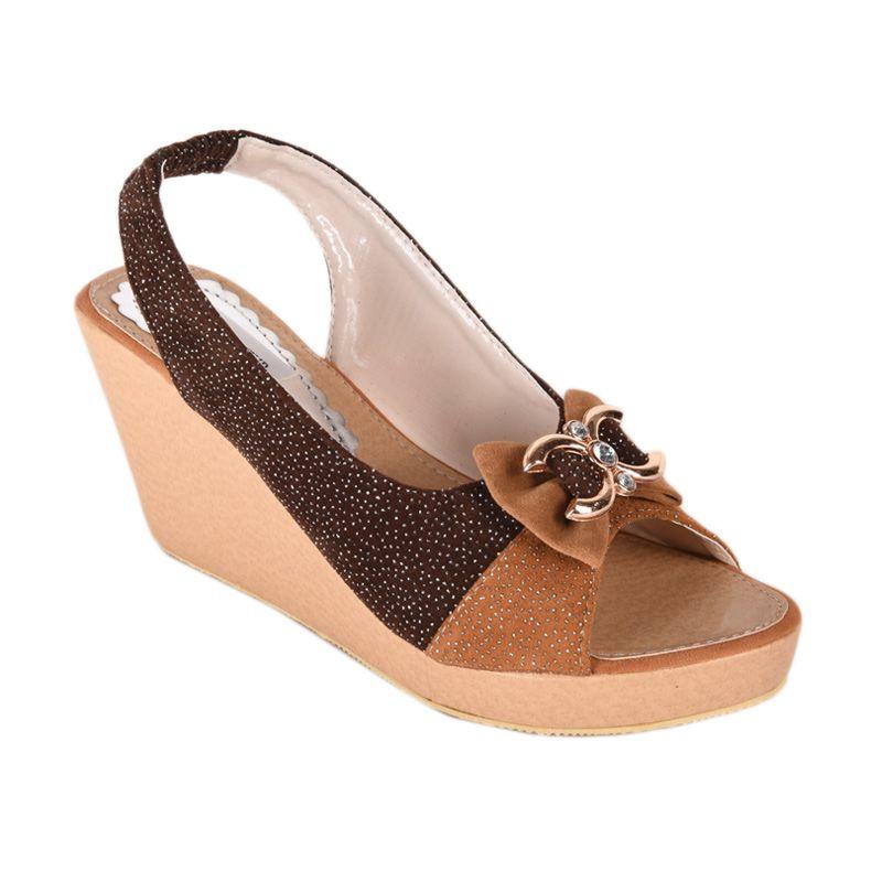 Sepatu Kultur Odette BLI-047 Brown Sepatu Wanita